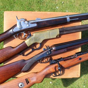 Licensed Firearms and Shotguns