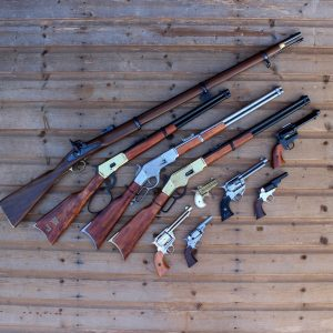 Inert Pistols and Rifles